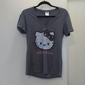 Hello Kitty V-Neck Tee